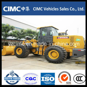 XCMG 5 Ton Wheel Loader Lw500kn for Sale