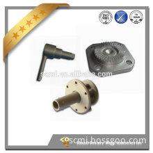 Professional foundry precision investment casting silicon sol process stainless steel parts used for machine