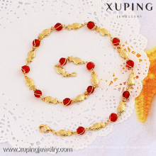 41114- China Chain Necklace Xuping Jewelry Wholesale
