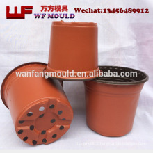 bonsai pot mold in China making OEM Custom Plastic injection bonsai pot mould with good quality