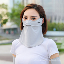 Women Dustproof Outdoor Quick-Drying Anti-Ultraviolet Face Cover
