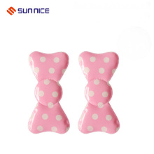 Customized Fashion Accessories Hook and Loop Hair Holder