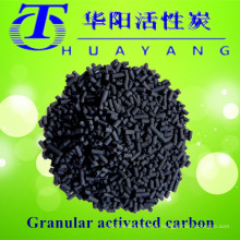 Filtro de agua de carbón activado industrial acolumnado a base de carbón