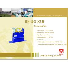 Regulador de sobrevelocidad del elevador para el sistema de seguridad (SN-SG-X3B)