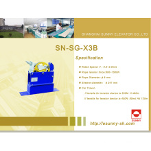 Elevator Overspeed Governor for Safety System (SN-SG-X3B)