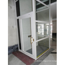 screw residential elevators