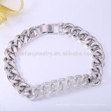 Bracelet de santé bijoux éthiopien bracelet zircone cubique