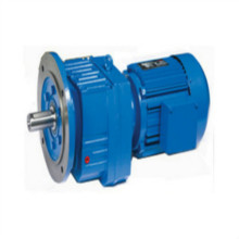 R Series Helical Inline Forward Membalikkan Gearbox