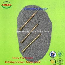 fe-si / ferrosilicio / sife en polvo / gránulo / terrón
