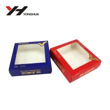 wholesale paper pvc window perfume boxes