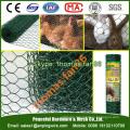 PVC Poultry Netting / Chicken Mesh / Hexagonal Wire Mesh