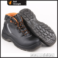 Industrial Leather Safety Boots with Steel Toecap (Sn5336)