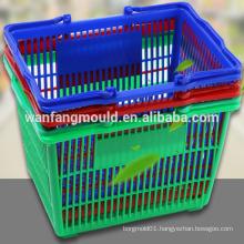2018 china OEM fruit basket mould high quality crate basket molds making