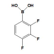Acide 2, 3, 4-trifluorophénylboronique N ° CAS 226396-32-3