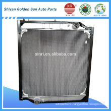 Sinotruck HOWO aluminum radiator WG9725530011