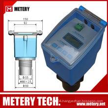 Water level meter for liquid water tank level measurement