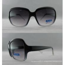 Lunettes de soleil de haute qualité de protection UV 400 P01047