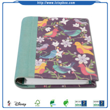 Colorful Customize Spiral BInding Dairy Notebook