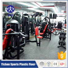 garage rubber tile gym seamless mat rubber roll sheet
