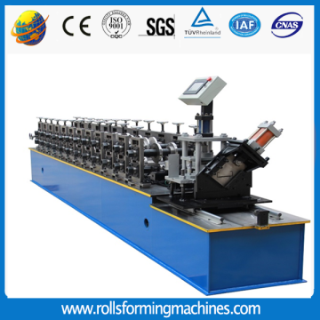 Gypsum drywall channel track dan stud channel Wall Forming Machine