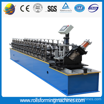 C Carbon Steel Profile Roller Forming Machine , C Carbon Steel Profile Roller Forming Machine , C Ch Sheet Metal Rolling Machine