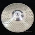 lâmina de serra circular dos telhas cerâmicas do diamante