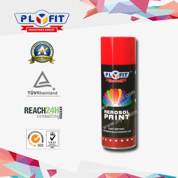 Wood Stain Aerosol Fireproof All Puepose Spray Paint