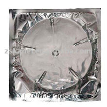 SGS probó la máscara de pecho de ácido hialurónico de elevación de ácido hialurónico