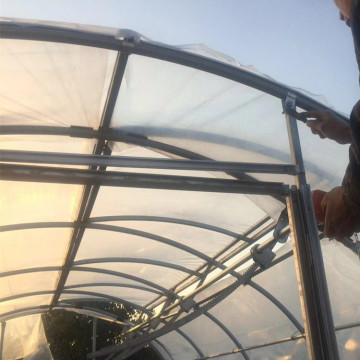 Skyplant Walk-in Small Plastic Greenhouse With Top Ventilation