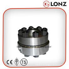 Trampa de vapor de disco de alta temperatura y alta presión con extremo de rosca / tornillo