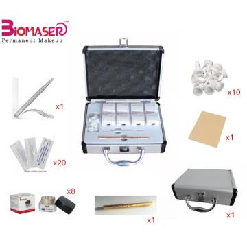 Heißes Microblading Kit für Microblading Handwerkzeuge, Microblading Lerner Kit für Stickerei Tattoo