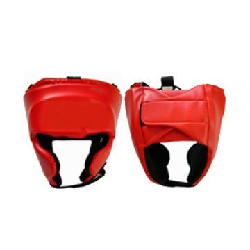 Capacete de boxe