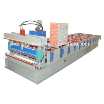 Types Profiles Metal Roof Forming Machine