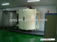 Ningbo factory vacuum coating machinery for plastic,glass products