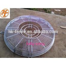 grille de protection de ventilateur en métal