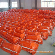 Orange Color Rubber Oil Booms