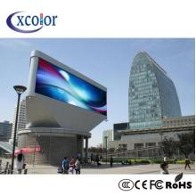 Big Viewing Angle Outdoor P10 Led Screen Display