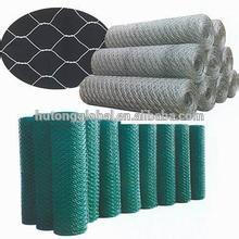 SWG22,23,24,25 Fabrication de fil hexagonale