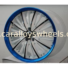 2013 New Design Size17 X 7.5 17 Inch White Paint Car Alloy Wheels