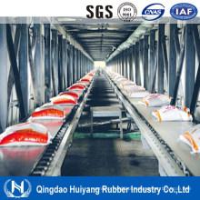Correia transportadora de borracha resistente do ácido / alcalóide da indústria do adubo