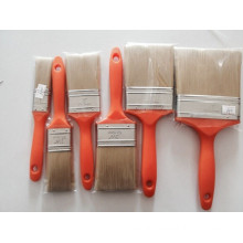 High Quality Plastic Handle Bristle Paint Brush (YY-616)