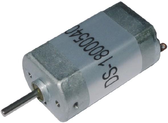 180 flat dc motor