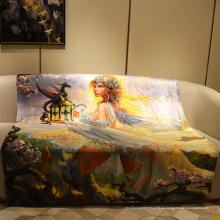 детский мультфильм печатные 50x60 сублимационные одеяла