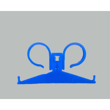 Crochet de suspension pour sac médical de qualité hospitalière