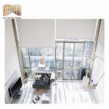 cortinas reusáveis do escritório da zebra das janelas e cortinas para a venda