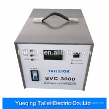 SVC-3000VA led ac automatic voltage stabilizer and regulator
