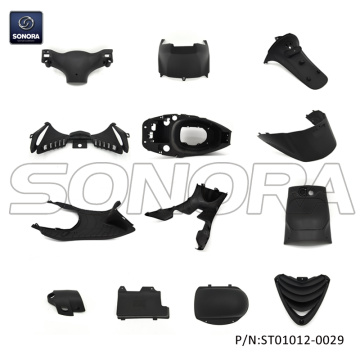 Piaggio ZIP full set PP carénage kit (P / N: ST01012-0029) Top Quality