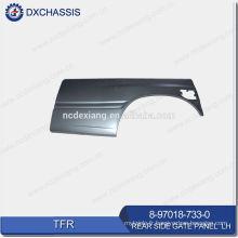 Genuin TFR PICKUP Panneau de porte latérale arrière gauche 8-97018-733-0