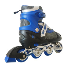 PVC Wheels Blue Kids Inline Skate