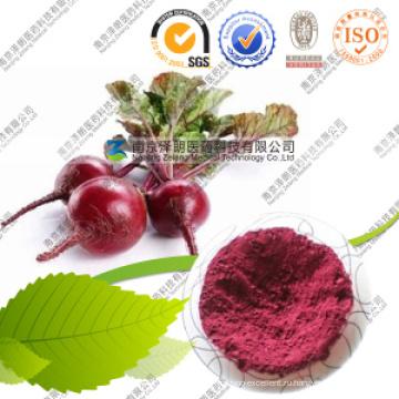 Натуральный красный корневой корень свеклы